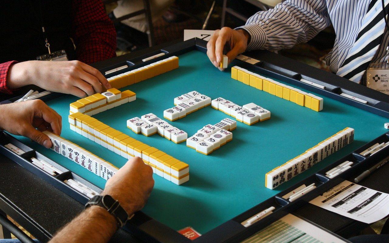 Mahjong connect jeux clic