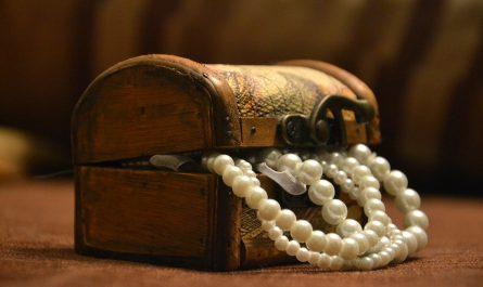 Boite à bijoux vintage